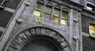 Bodhrán Beats visits Guinness Storehouse
