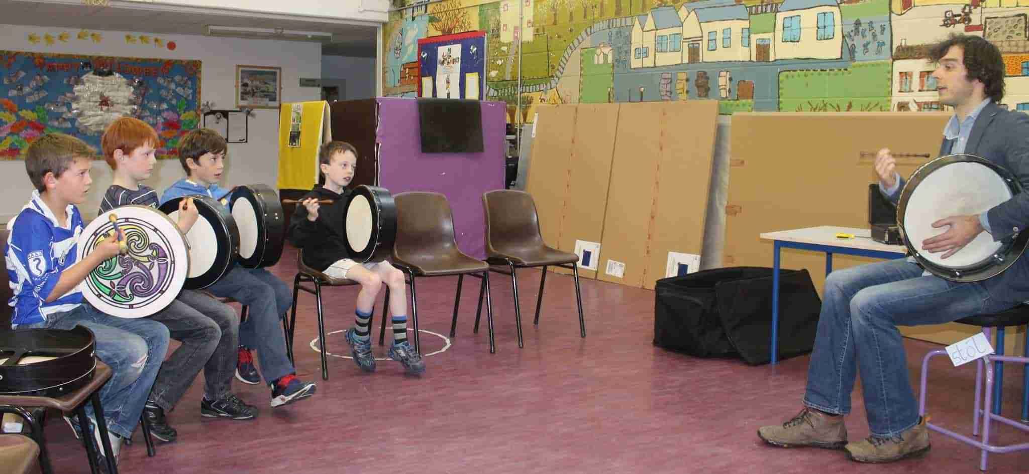 Bodhran Workshop Sallins