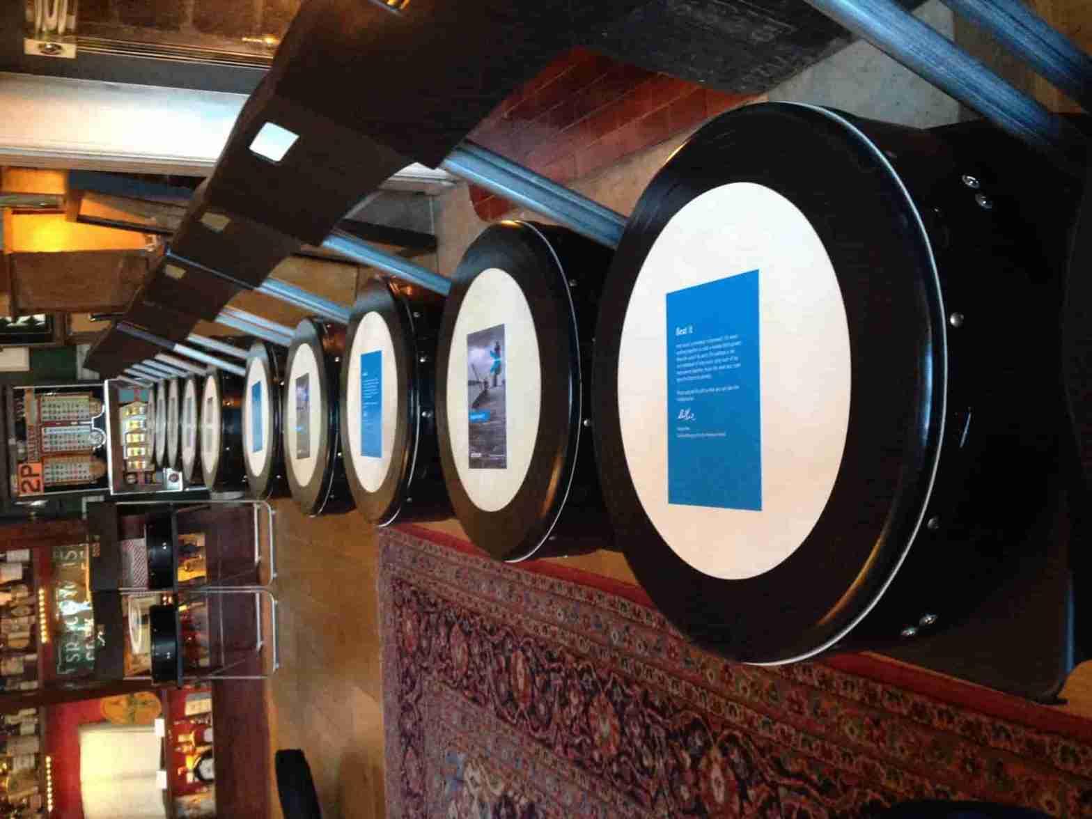 Entertainment in Teelings Distillery