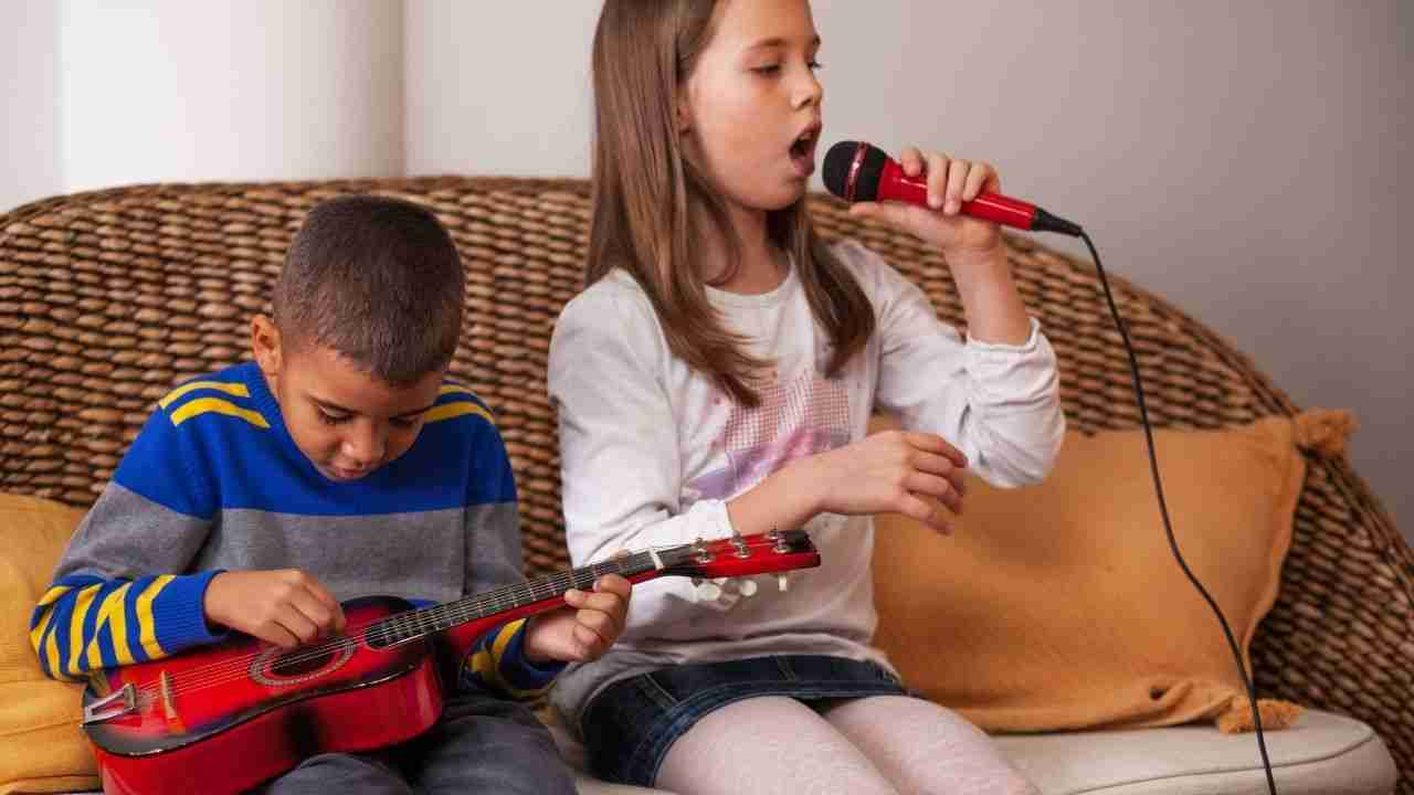 Teach an Instrument to Your Kid