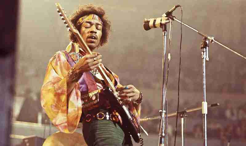 Jimi Hendrix – Rock