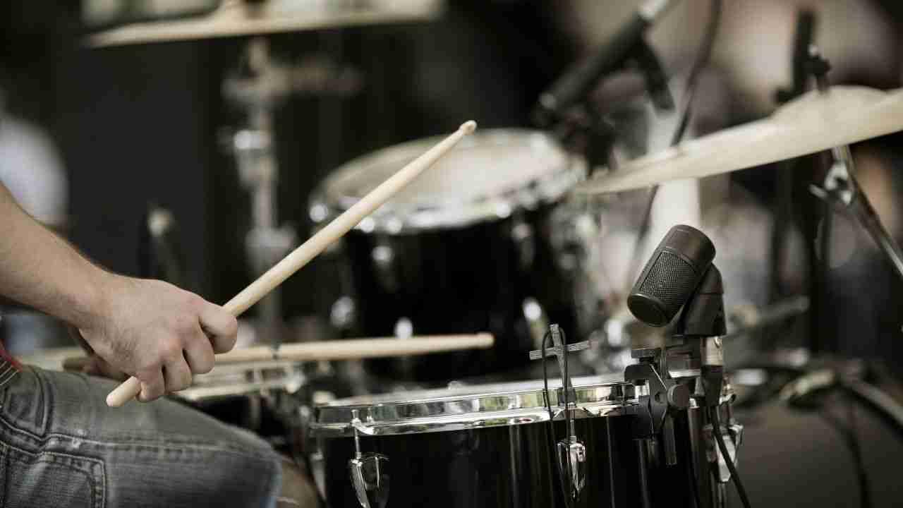 Top 5 Drummers