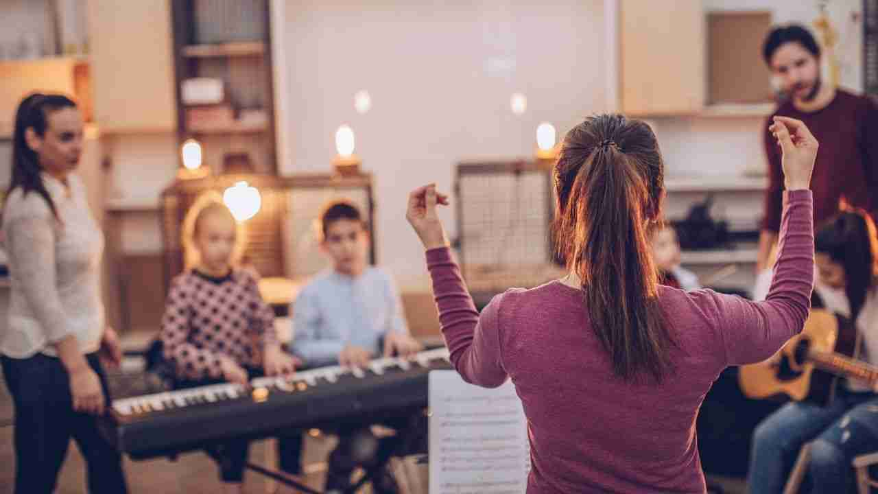 Music as Taught Before and Today
