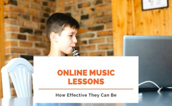 Online Music Lessons feature image